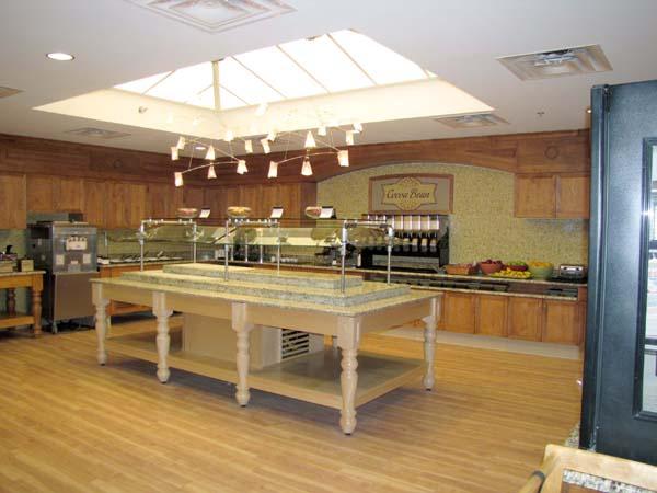 Isu 2 Rapids Foodservice Contract And Design